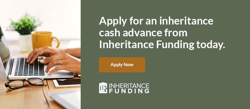 Get inheritance advance