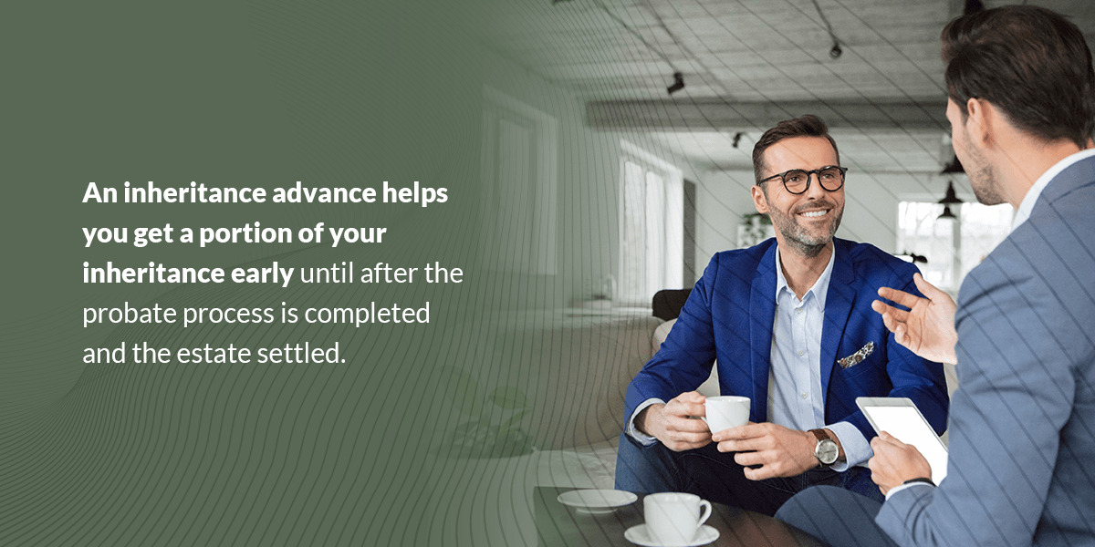 what is an inheritance advance